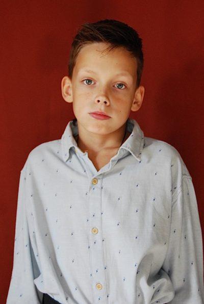 Дети - Ярик Шуменков | Актеры КАлашниковой